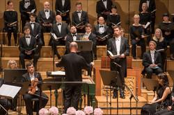 8 (Bach B-minor Mass with Stephen Layton and Slovenian Philharmonic, Sept 2020)