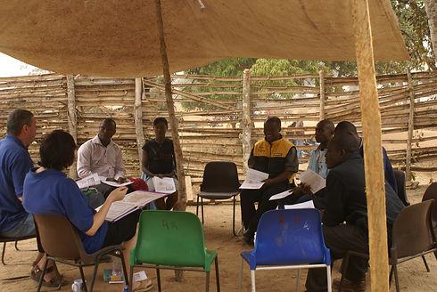Pastors and Leaders Meeting