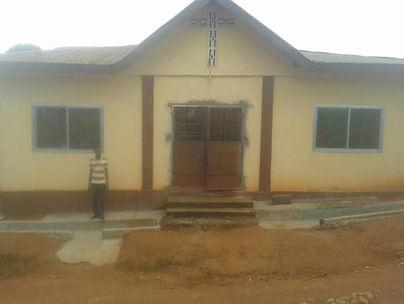 Abdulum Church, Kailahun, Sierra Leone