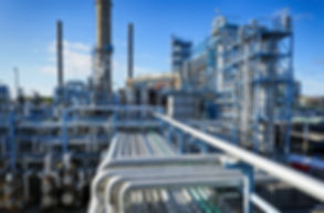oil and gas industry in powerful HDR pro