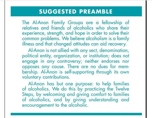 Alanon Preamble.jpg