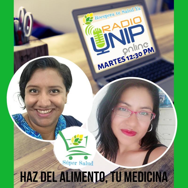Recupera tu salud, ya!                    Yeni León y Julieta Aparicio