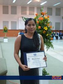 Graduados de Maestría