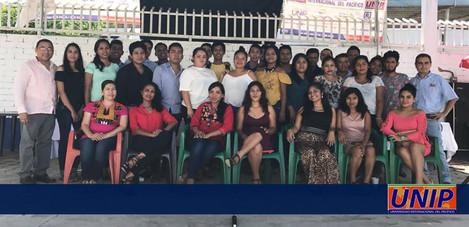 Estudiantes y catedráticos de Derecho