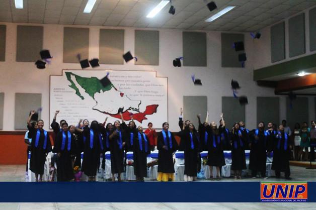 Graduados generación 2014 - 2017