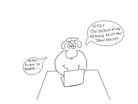 Le syndrome du 'oui mais'