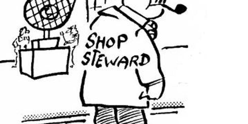 NAUSC Shop Steward - Saskatoon