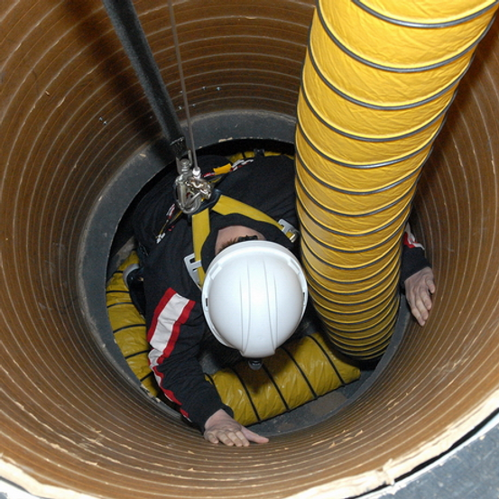 Confined Space - Theory ONLINE / Practical SASKATOON