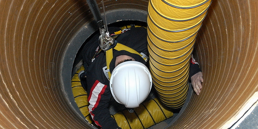 Confined Space - Theroy ONLINE / Practical REGINA