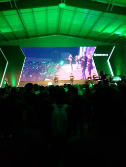 Espectaculo Xbox Fan Fest