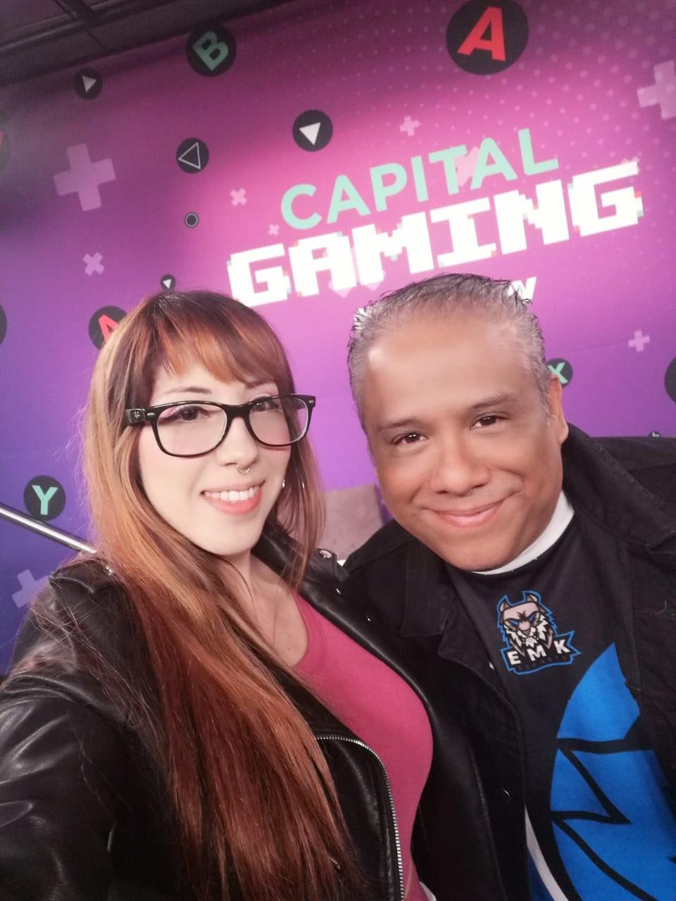 Entrevista en Capital Gaming