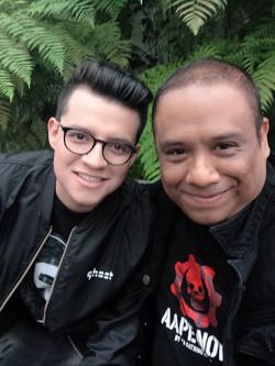 Con Dezonide en TV Azteca