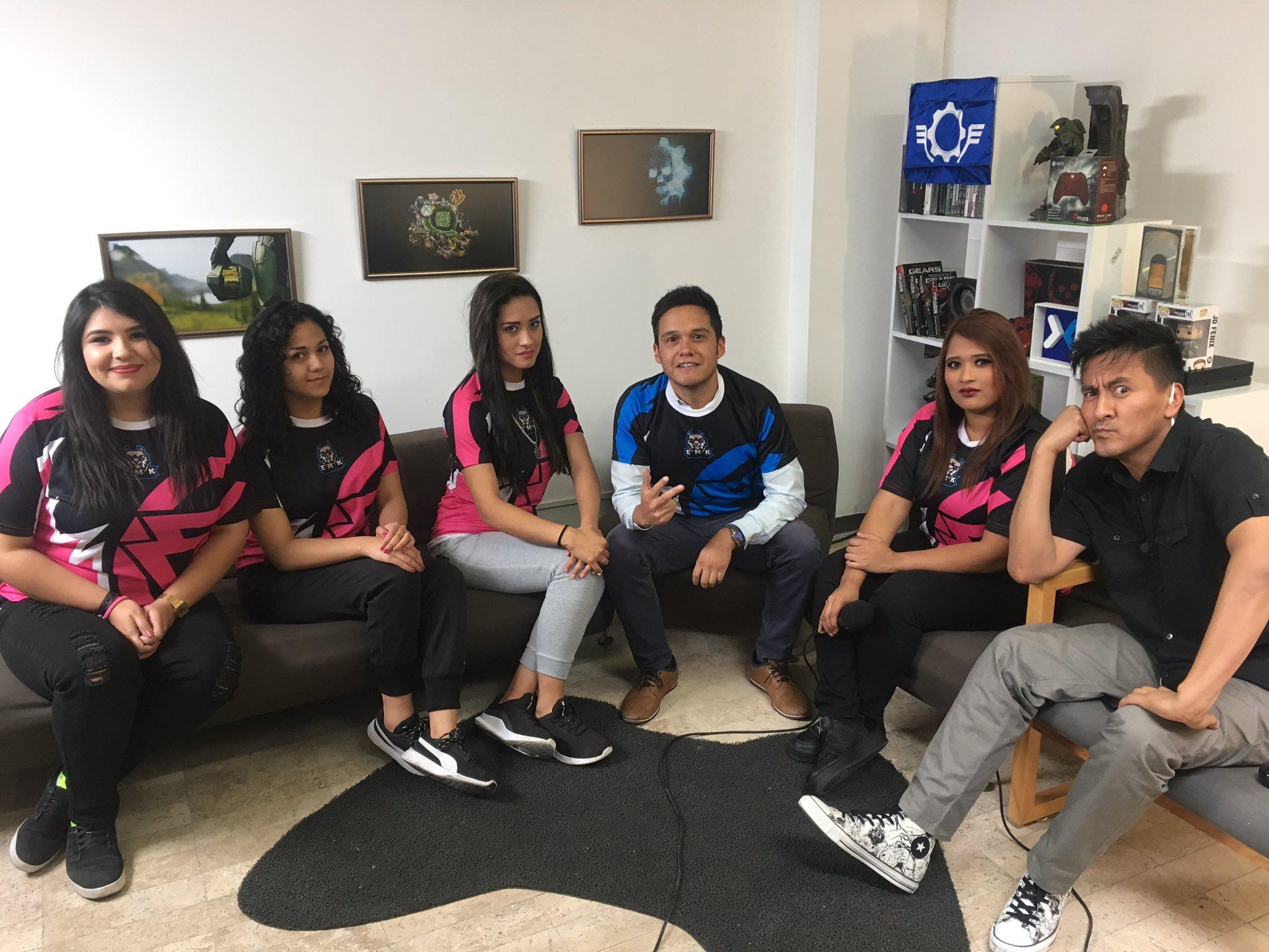 EMK Esports en Xbox México