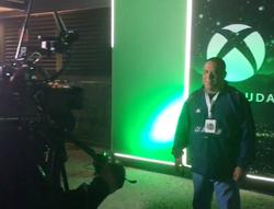 Grabando un Comercial Xbox