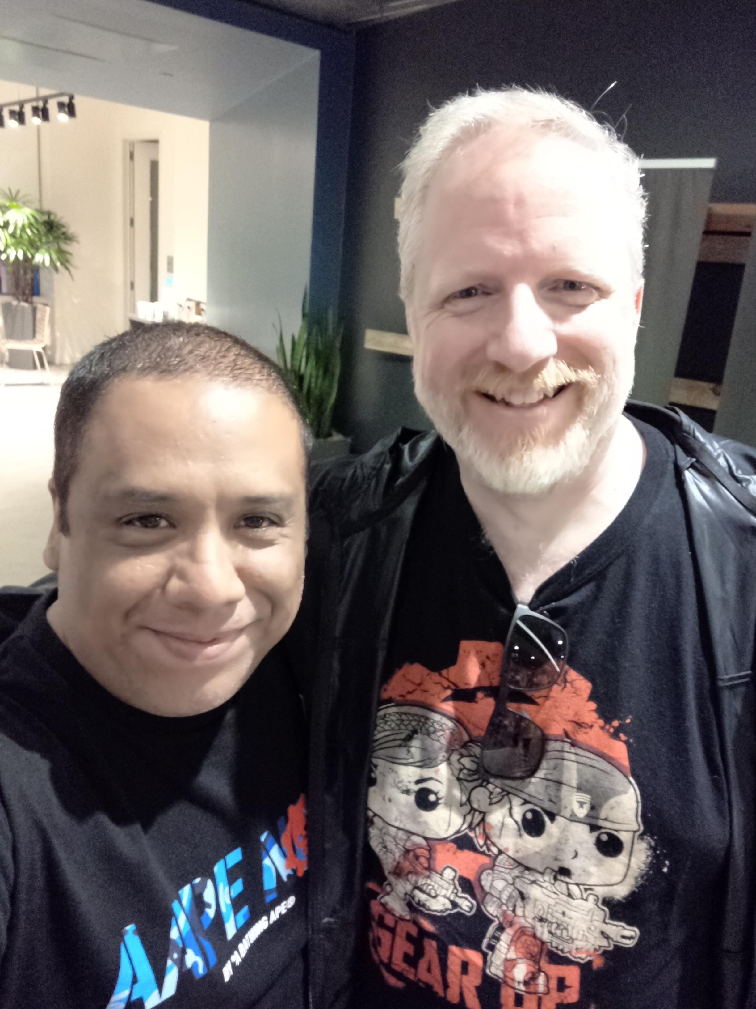 Con Rod Ferguson