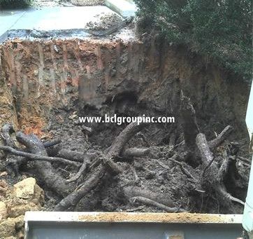 How NOT to Fix a Sinkhole - Using Grouting
