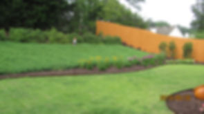 myers zoysia sod installed in lawrenceville, ga