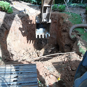 Howell Norcross Sinkhole Remediation