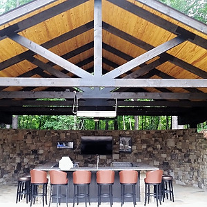 Zill Loganville Outdoor Kitchen