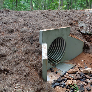 Letsinger Snellville Culvert Pipe Replacement