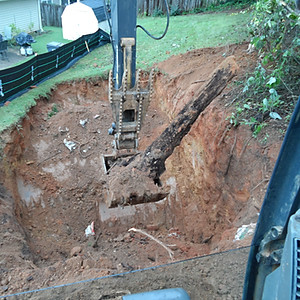 James Lawrenceville Sinkhole Repair