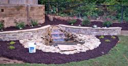 Backyard Pond Lawrenceville