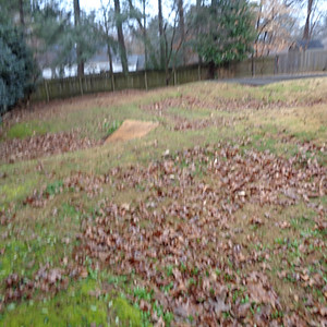 Mehrman Atlanta Backyard Sinkhole Repair