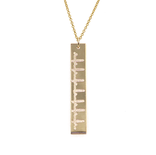 Heartbeat-Pendant-Necklace-Yellow-Gold-1