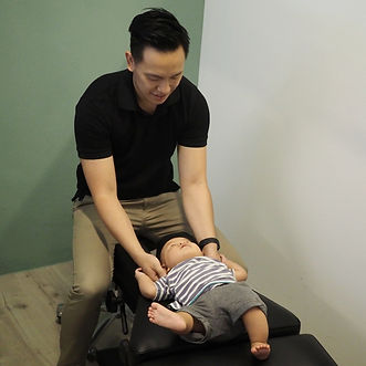 Reform Chiropractic for babies, kids, children Singapore