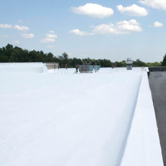 Elastomeric Roof Coatings.