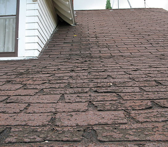 Is your roof getting old?