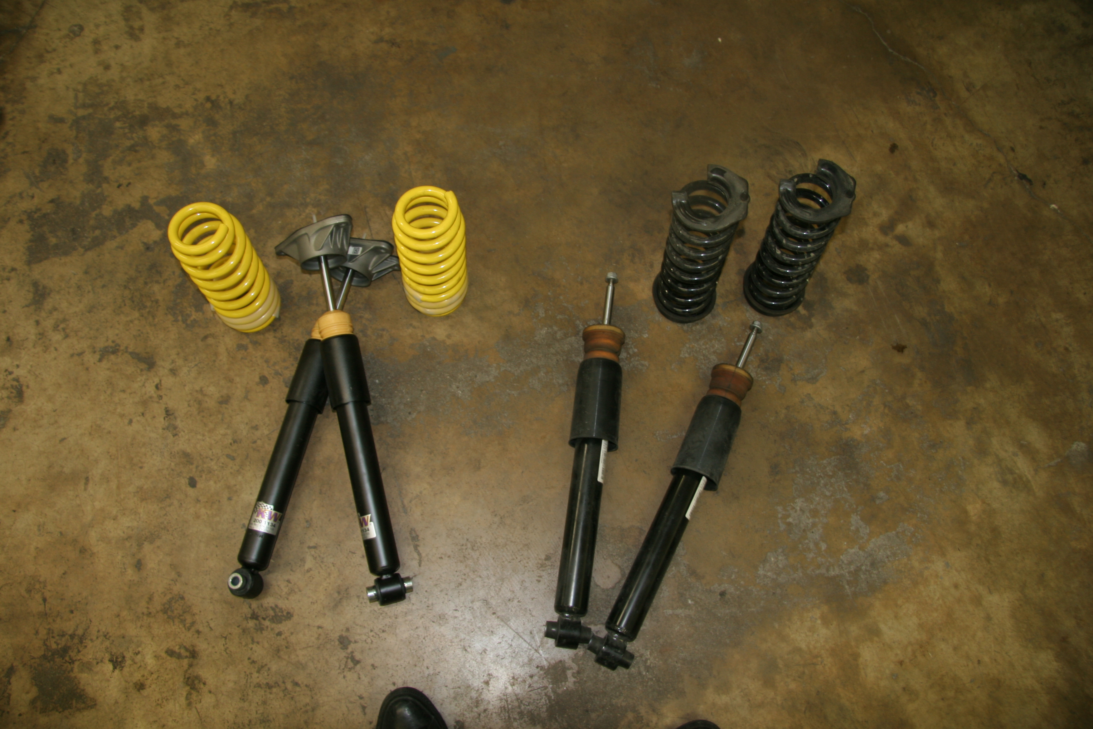Street Suspension Kits