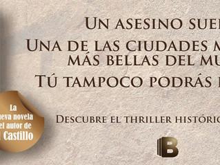 """Presentación de la novela """"La Ciudad"""""""