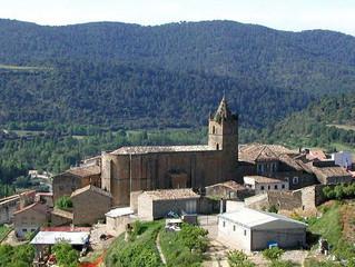 San Nicolas de Bari en el Frago