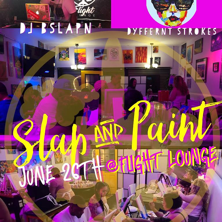 Slap & Paint Flight #626