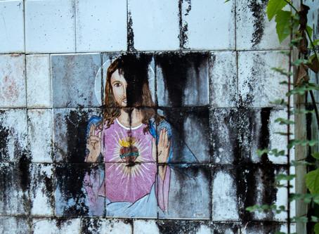 Life on this Planet: The walls between us, Panaji, Goa