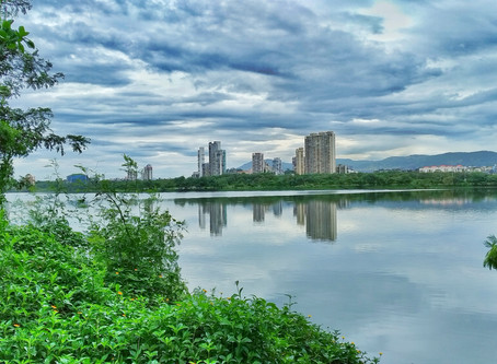 Life on this planet: City in Pictures – Navi Mumbai