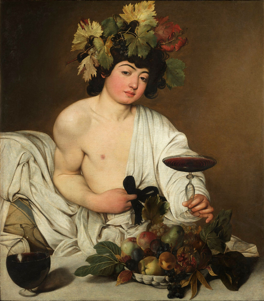 Ieclectica - Bacchus and a poem by Rumi