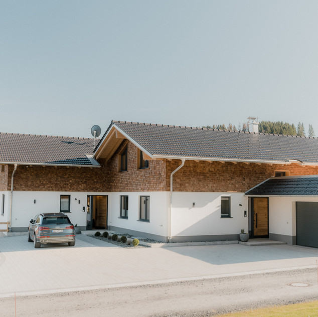 Chalet im Allgäu Ferienhaus im Allgäu