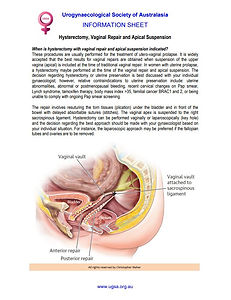Hysterectomy-vaginal-repair-vault-suspen