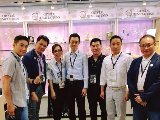 HKTDC Hong Kong Gifts & Premium Fair 2018