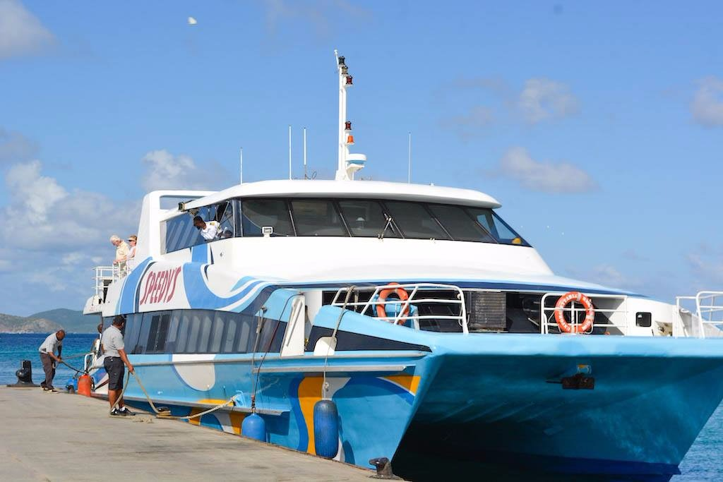 virgin gorda ferry
