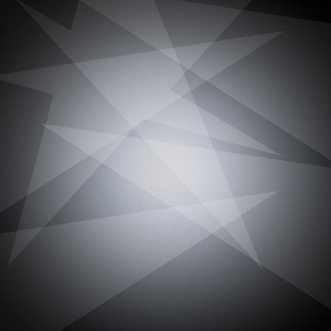 Triângulos sobrepostos