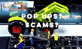 Computer ATHLETES Microsoft Scam
