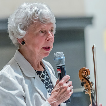 Judy Martin, Matinee Musicale Quartet