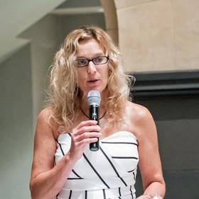 Suzanne Bona, from WGUC, was the host of ChamberPalooza.