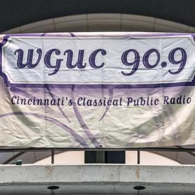 WGUC 90.9: Cincinnati's Classical Public Radio.