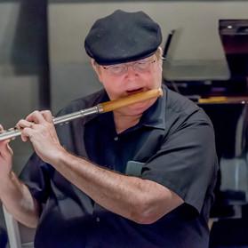 Aulacord Duo: Richard Arnest, historical flute.