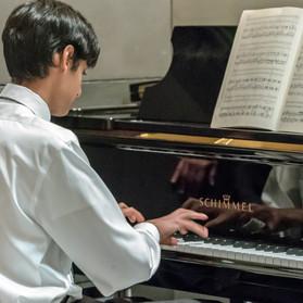 Cincinnati Young Artists: Pianist Arun Kamath.