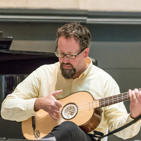 Caladrian Ensemble: Christopher Wilke.